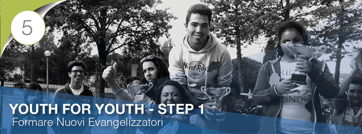 5. Youth for Youth - #step 1